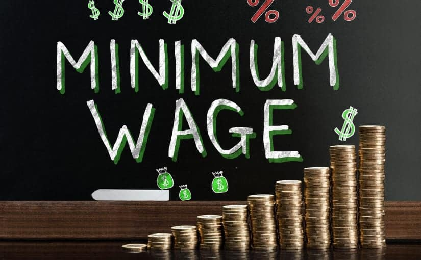 2019 Minimum Wage Increase for Federal Contractors