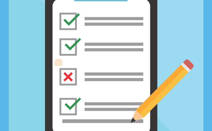 SBS 218: Termination Checklist