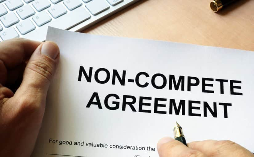 Non Competition Agreement Compliance