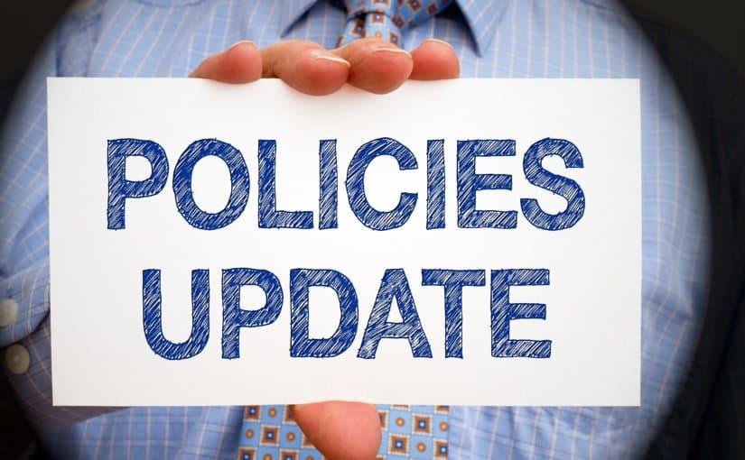 SBS 22: Policy Change Protocol